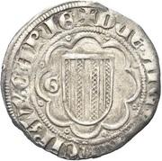 1 Pierreale - Frederic III. – revers