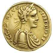 1 Augustalis - Federico II (Messina) – avers