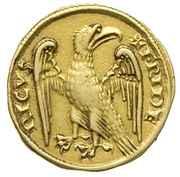 1 Augustalis - Federico II (Messina) – revers