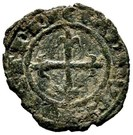 1 Denaro - Carlo I d'Angio – revers