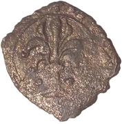 1 Denaro - Carlo I d'Angio – avers