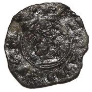 1 Denaro - Federico III d'Aragona – avers