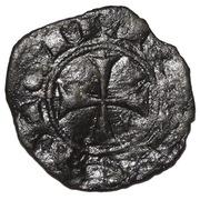 1 Denaro - Federico III d'Aragona – revers