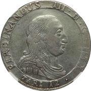 12 tari - Ferdinando III – avers