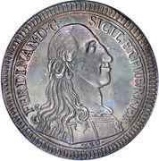 30 tari - Ferdinando I – avers