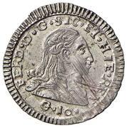 10 Grani - Ferdinando III – avers