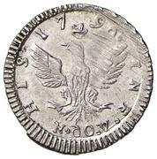 10 Grani - Ferdinando III – revers