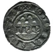Denier - Federico II – avers