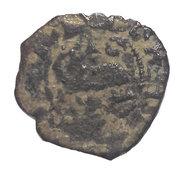 1 Denaro - Maria di Sicilia e Martino il giovane (elefante) – avers