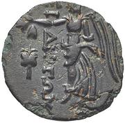 Bronze Æ15 (Side) – revers