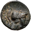 Bronze Æ11 (Side) – avers