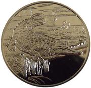 1 dollar (Crocodile) – revers