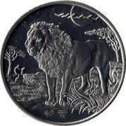 1 dollar (Lion) – revers