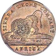 20 cents - Sierra Leone Company – avers