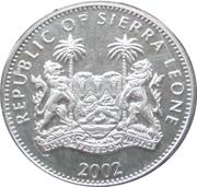 1 Dollar (Reine-mère et ses filles) – avers