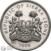1 dollar (Ratel) – avers