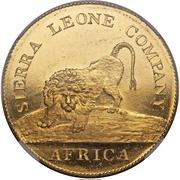 50 Cents (Sierra Leone Company) – avers