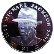 1 Dollar (Michael Jackson) – revers