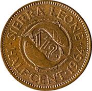 ½ cent -  revers