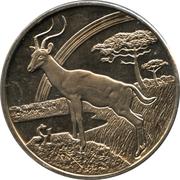1 dollar (Impala) – revers