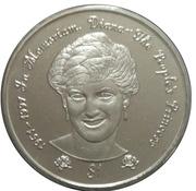 1 dollar LADY DIANA – revers