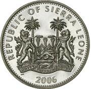 1 Dollar (500th Saint Peter Basilica) – avers