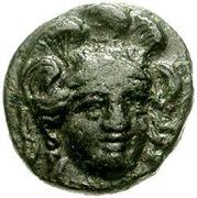 Bronze Æ11 (Sigeion) – avers