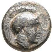 Bronze Æ10 (Sigeon) – avers