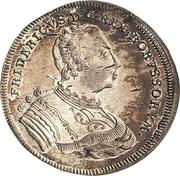 6 kreuzer - Friedrich II – avers