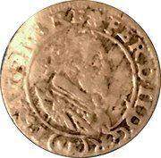 1 kreuzer Ferdinand II (Oppeln) – avers