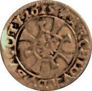 1 kreuzer Ferdinand II (Oppeln) – revers