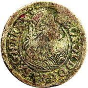 1 kreuzer Leopold I (Breslau) – avers