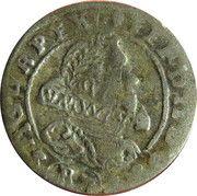 1 kreuzer Ferdinand II (Neisse) – avers