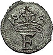 1 heller Ferdinand I (Breslau) – avers