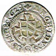 1 kreuzer Ferdinand III (Glatz) – revers