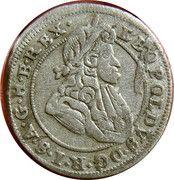 1 kreuzer Leopold I (Brieg) – avers