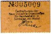 10 Pfennig - Reinerz – revers