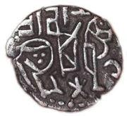 Jital - Nasir-ud-Din Qabacha – revers