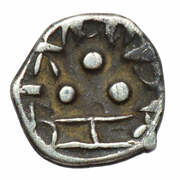 ½ Drachm - Chach of Alor dynasty in Sindh and Multan – revers