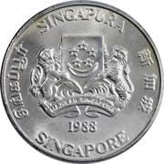 20 cents (blason haut) -  avers