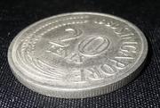 20 cents (espadon) -  avers