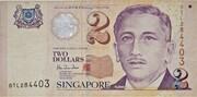 2 Dollars (BCCS) – avers