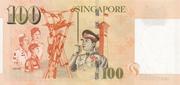 100 Dollars (BCCS) – revers