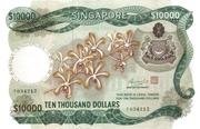 10000 Dollars -  avers