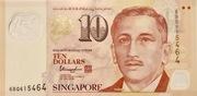 10 Dollars (MAS; polymère) – avers