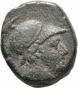 Bronze Æ19 (Mithradates VI) – avers