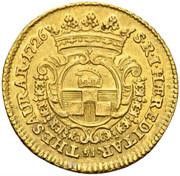 1 ducat Philip Ludwig – revers