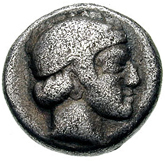 Tetrobol (Siphnos) – avers