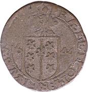 1 batzen - Adrian III – revers