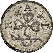 1 vierer - Adrian V – avers